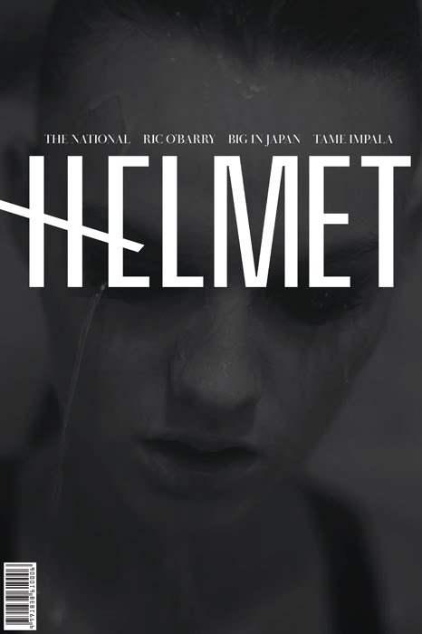 Ali Lagarde Helmet Magazine December 2010