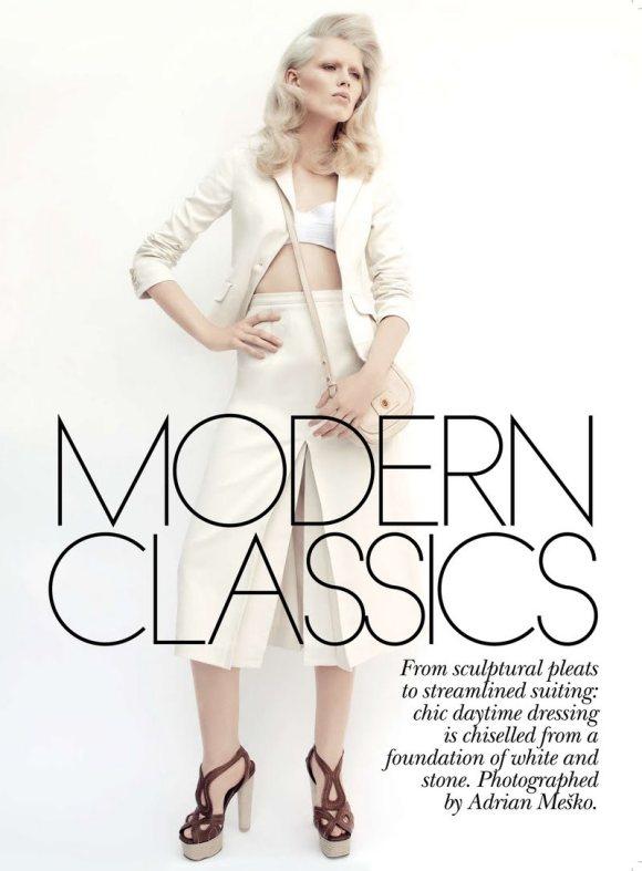 Alys Hale for Vogue Australia January 2011 1