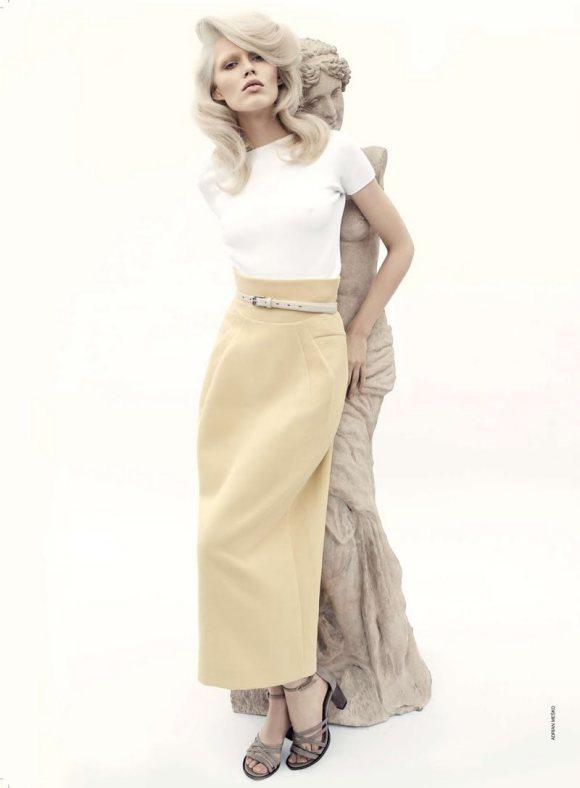 Alys Hale for Vogue Australia January 2011 2