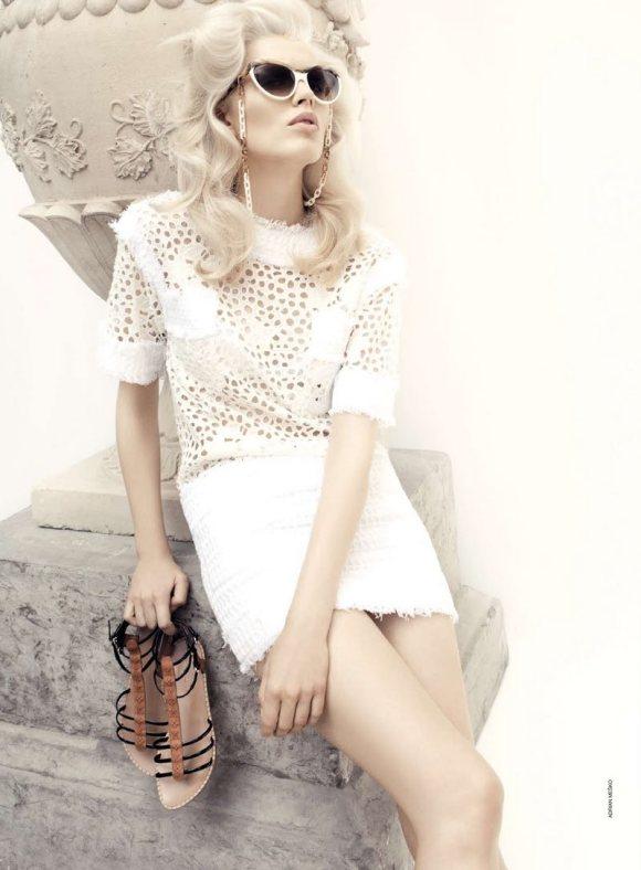 Alys Hale for Vogue Australia January 2011 4