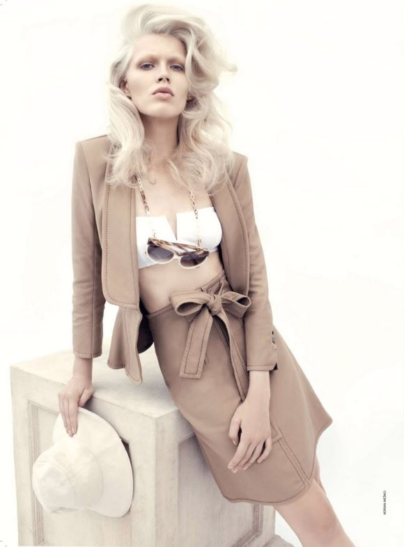 Alys Hale for Vogue Australia January 2011 7