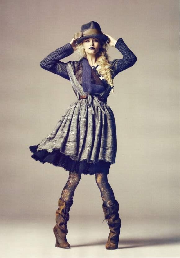 Ashley Smith LULA Magazine F W 2010 2011 4