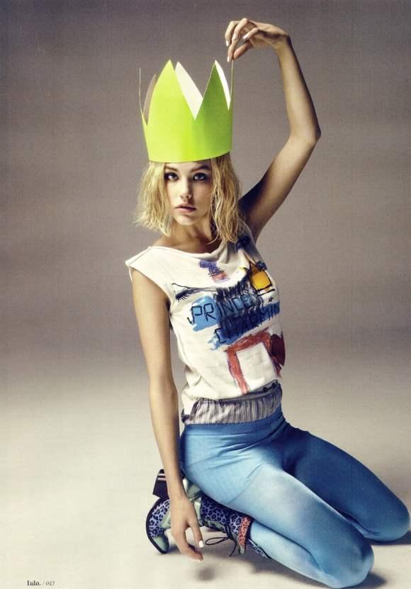 Ashley Smith LULA Magazine F W 2010 2011