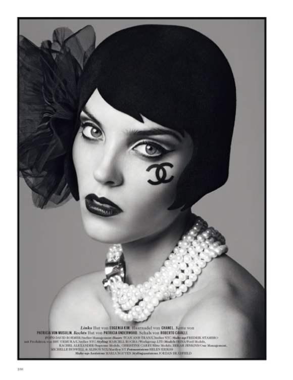 Bekah Michelle Alison Tush Magazine 4
