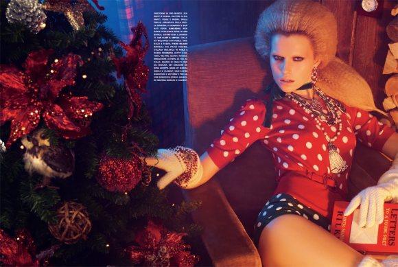 Cato van Ee for Vogue Italia December 2010 2