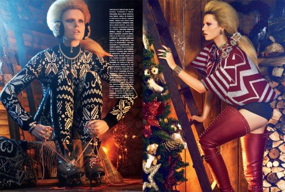 Cato van Ee for Vogue Italia December 2010 5