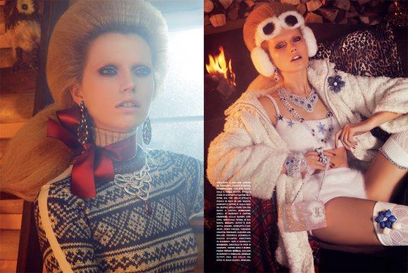 Cato van Ee for Vogue Italia December 2010 6