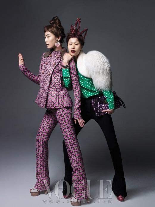 Christmas Editorial Vogue Korea December 2010 8