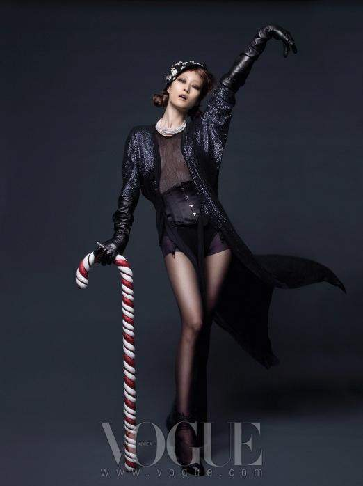 Christmas Editorial Vogue Korea December 2010