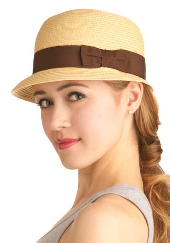 Cloche-bell hats for women