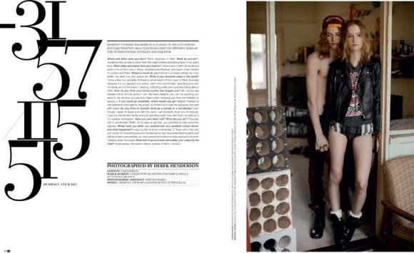 Dempsey Stewart for No Magazine 4
