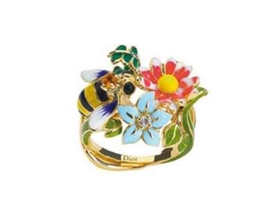 Dior Diorette Jewelry Collection 3
