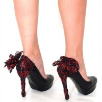 Dress up your heels with Heel Condoms