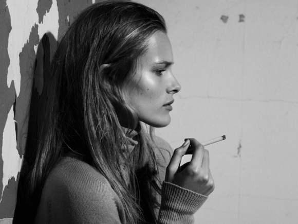 Edita Vilkeviciute for Muse Winter 2010 2