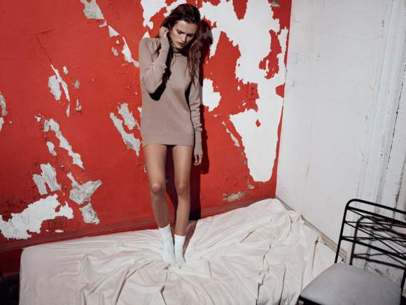 Edita Vilkeviciute for Muse Winter 2010 8