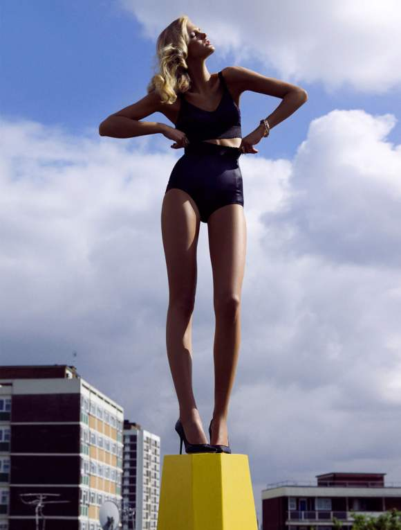Erin Heatherton The Sunday Times UK Style 2