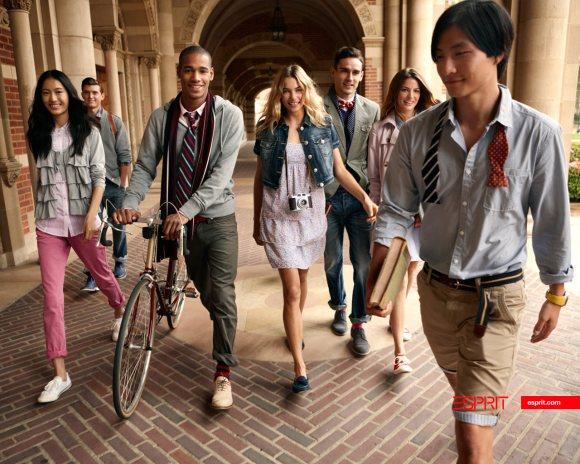 Espirit S S 2011 Ad Campaign 1