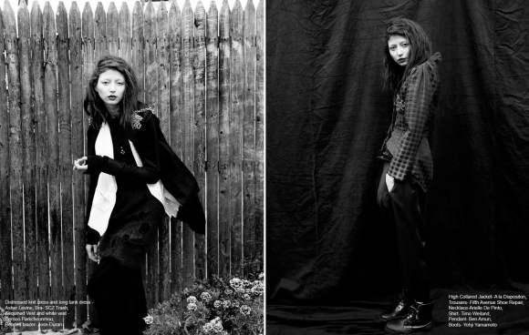 Evelina Mambetova for Grit Magazine December 2010 3