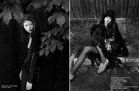 Evelina Mambetova for Grit Magazine December 2010 7