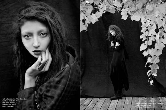 Evelina Mambetova for Grit Magazine December 2010