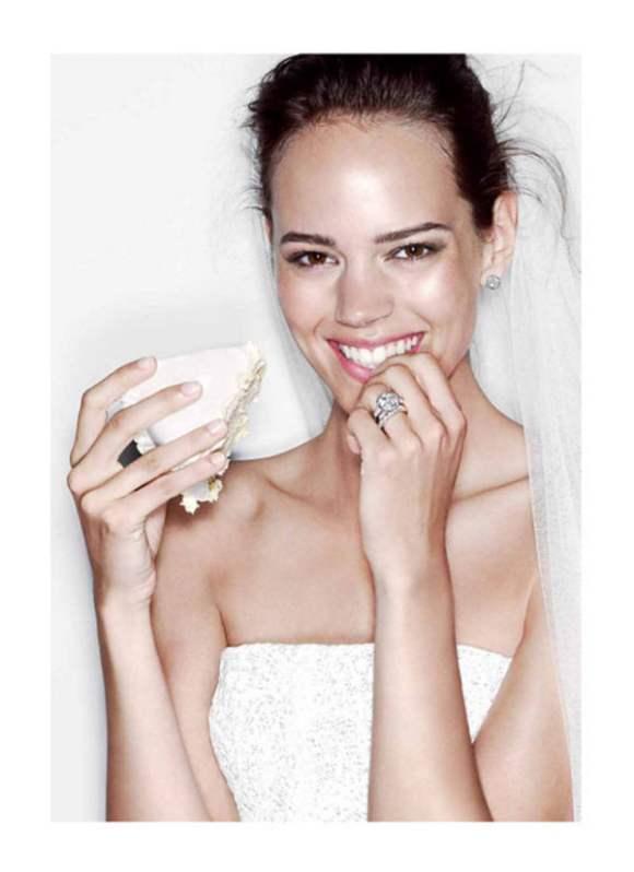 Freja Beha Erichsen for Harry Winston Jewelry 2010 Campaign 3