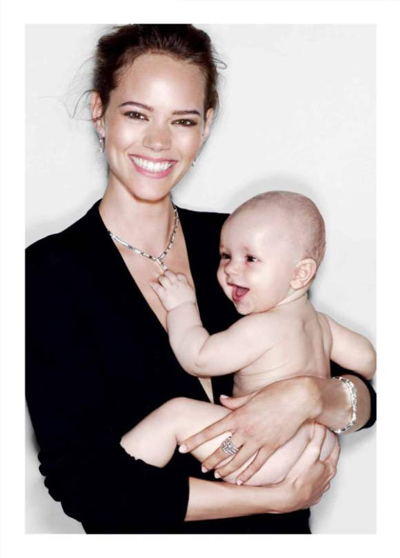 Freja Beha Erichsen for Harry Winston Jewelry 2010 Campaign 4