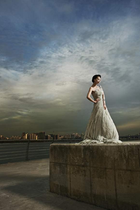 Gao Yuanyuan for Harpers Bazaar China January 2011 10