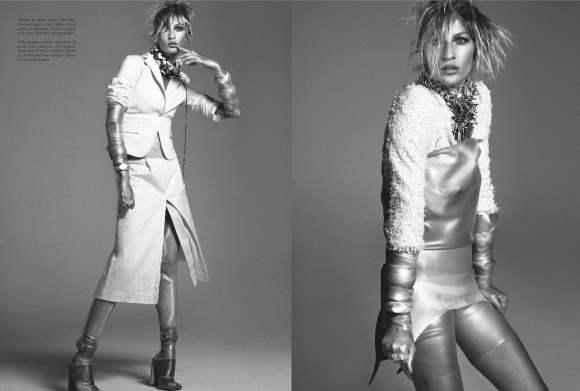 Gisele Bundchen for Vogue Italia December 2010