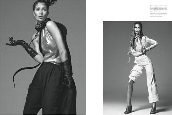 Gisele Bundchen Vogue Italia December 2010 5