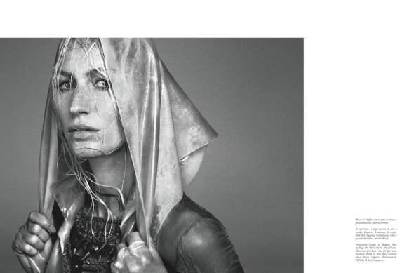 Gisele Bundchen Vogue Italia December 2010 7