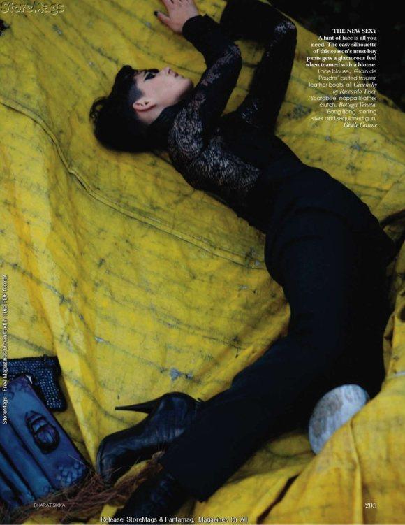 Hanna Putz for Vogue India December 2010 10