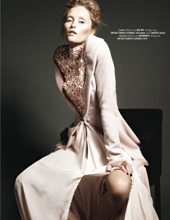Iekeliene Stange Tush Magazine 7