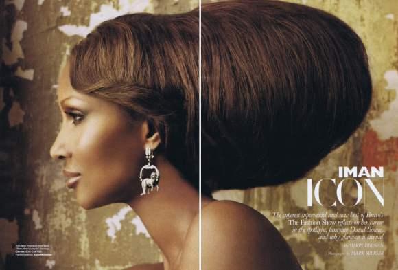 Iman Harpers Bazaar US December 2010 2