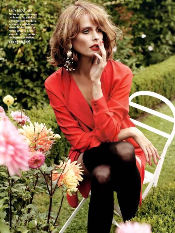 Inguna Butane for Vogue Mexico December 2010