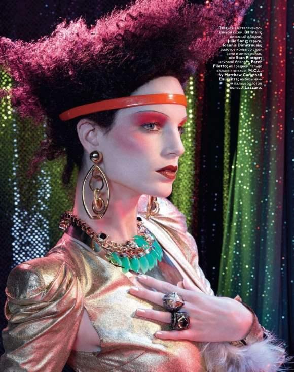 Iris Strubegger for Vogue Russia January 2011 2