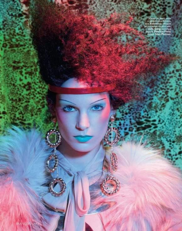 Iris Strubegger for Vogue Russia January 2011 4
