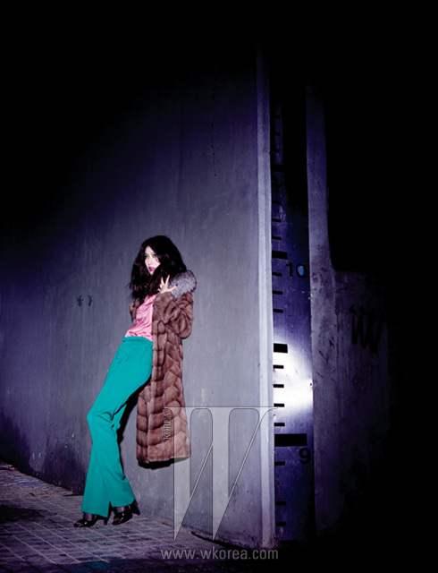 Ji Hyun Jeong for W Korea December 2010 5