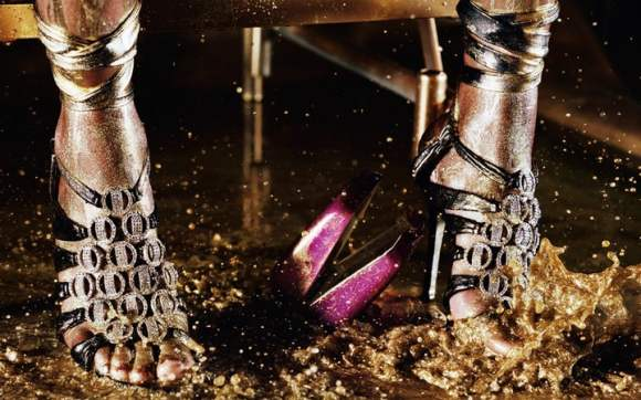 Jimmy Choo Crystal Anniversary Collection 3
