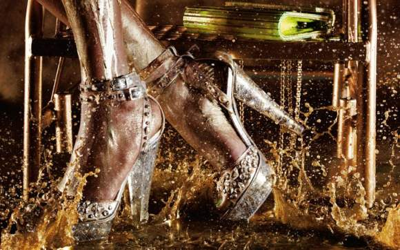 Jimmy Choo Crystal Anniversary Collection
