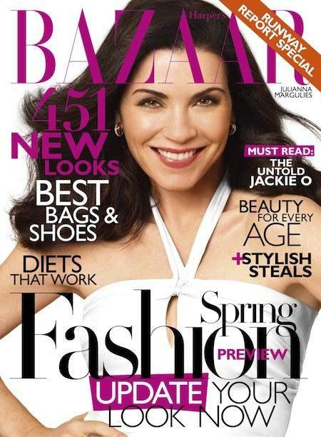 Juliana Margulies for Harpers Bazaar US January 2011 2