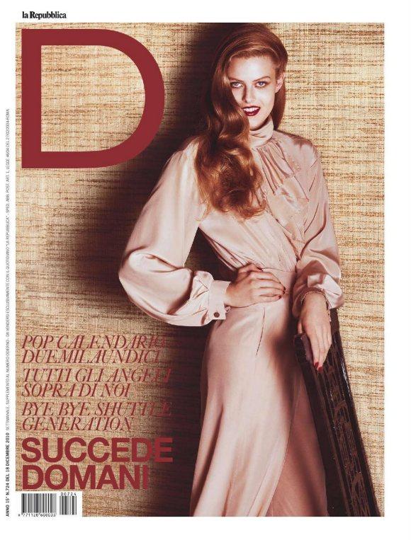 Juliet Ingleby for D Magazine December 2010
