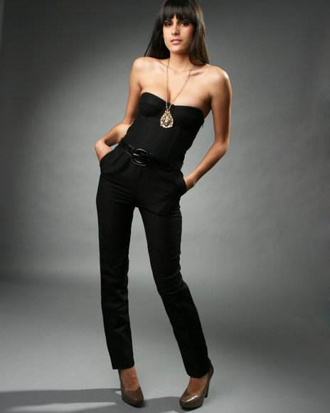 Women S Jumpsuit Fashion Trend Styles Materials Occasions
