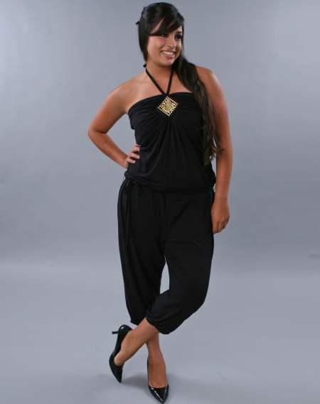 Jumpsuit for Plus-size women