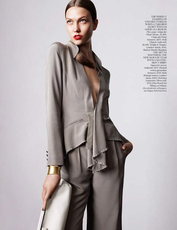 Karlie Kloss for Vogue UK January 2011 11