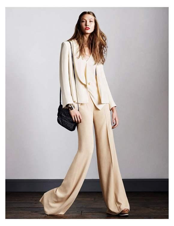 Karlie Kloss for Vogue UK January 2011 5