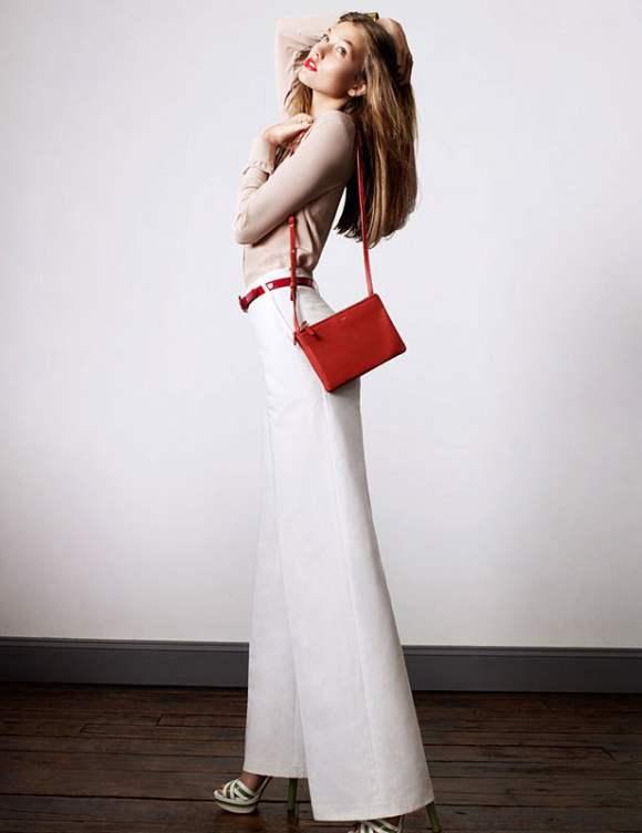 Karlie Kloss for Vogue UK January 2011 8