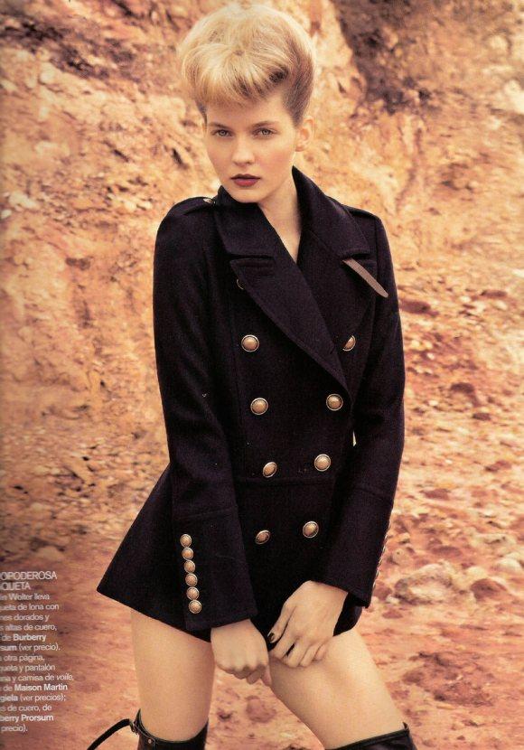 Karolin Wolter for Vogue Espana January 2011 3