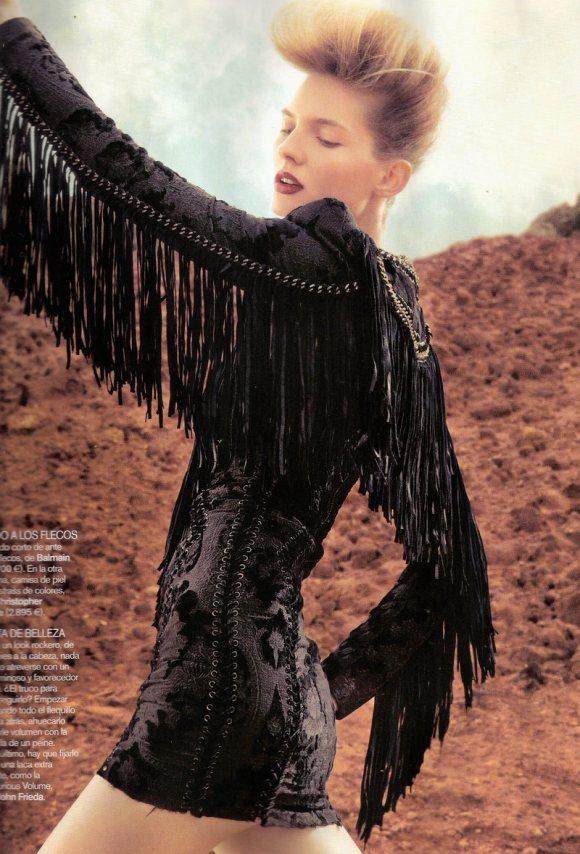 Karolin Wolter for Vogue Espana January 2011 4