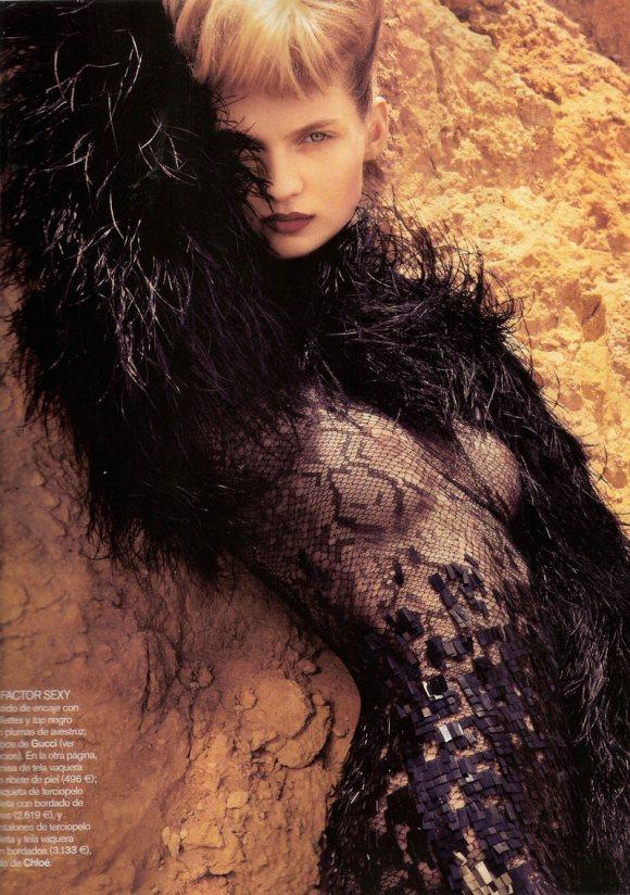 Karolin Wolter for Vogue Espana January 2011 5
