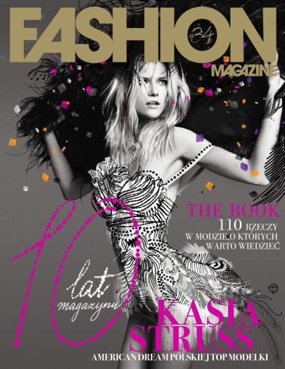 Kasia Struss Fashion Winter 2010